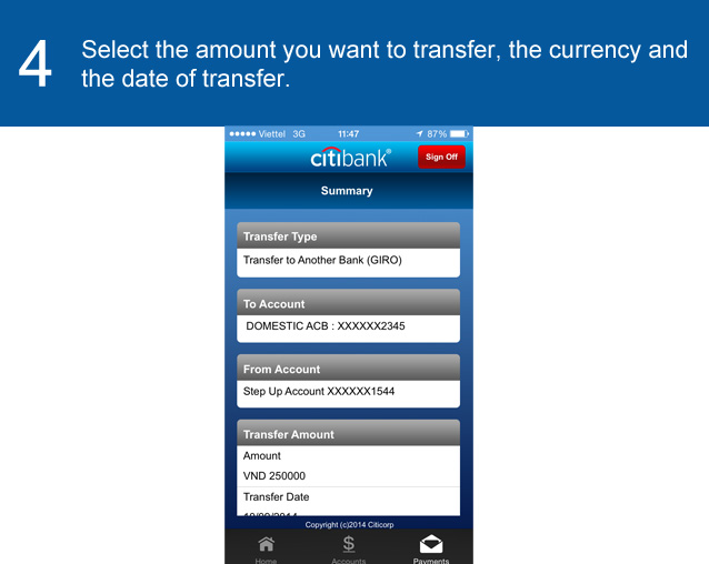how to close citibank account online