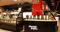 Chocolate Graphics Parkson Hung Vuong