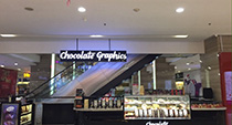 Chocolate Graphics Vincom Ba Trieu