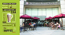 Coffee Bean & Tea Leaf Crescent Mall