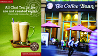 Coffee Bean & Tea Leaf Metropolitan