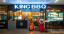 King BBQ A-la-carte - Mac Dinh Chi