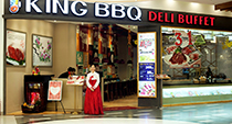 King BBQ Buffet - Mac Dinh Chi