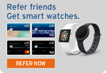Refer friends get smart watches.