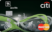 Citi®ACE Life®Card - Credit Card