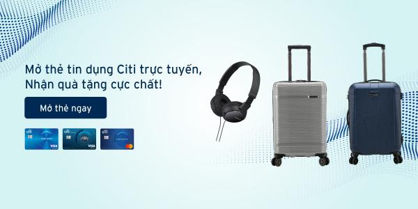 Thẻ tín dụng | Vay tiêu dùng | Bảo hiểm - Citibank Việt Nam