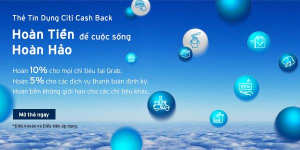 Thẻ tín dụng   Vay tiêu dùng   Bảo hiểm - Citibank Việt Nam